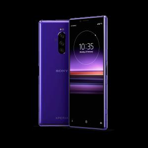 Điện thoại di động Sony Xperia 1 4K HDR - J9110 SEA - Màu tím