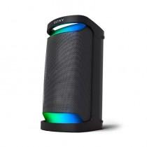 Loa di động Sony SRS-XP500 kết nối Bluetooth Karaoke với ngõ vào Micro và Guitar