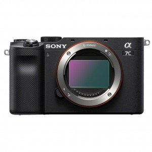 Sony ILCE-7C - Máy ảnh full-frame nhỏ gọn Alpha 7C (body)