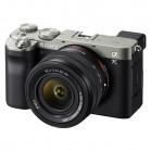 Sony ILCE-7CL - Máy ảnh full-frame nhỏ gọn Alpha 7CL - Ống kính zoom 28-60 mm