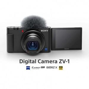 Máy ảnh Kỹ thuật số Sony ZV-1 Cảm biến Exmor RS - Zoom 2.7x