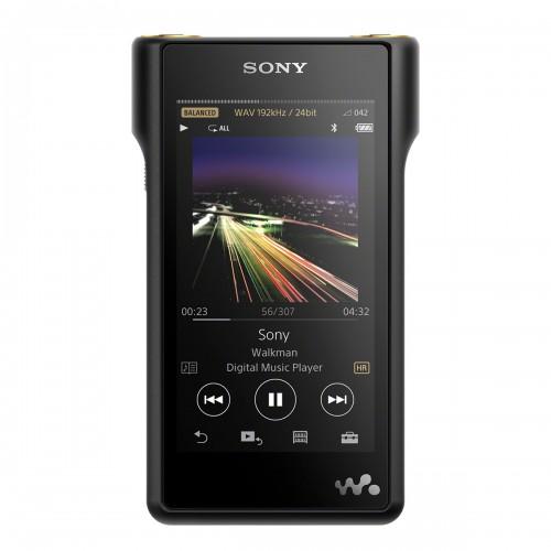 NW-WM1A Máy nghe nhạc Sony Walkman Hires Audio Signature