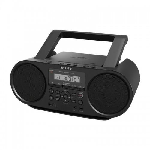 Máy Radio Sony ZS-RS60BT CD Boombox có Bluetooth NFC