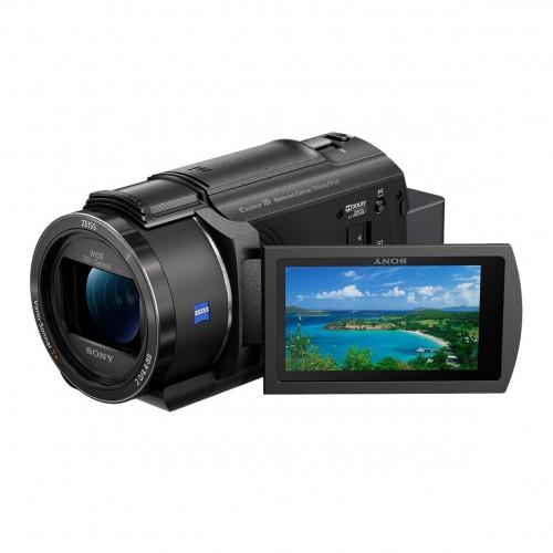 Máy quay phim Sony FDR-AX43 Bộ xử lý hình ảnh BIONZ X - 4K Zoom 20x