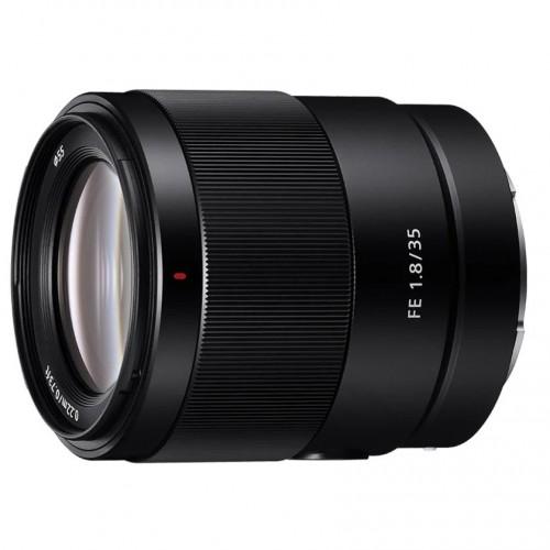 Ống kính ngàm E Sony SEL35F18F FE 35mm F1.8