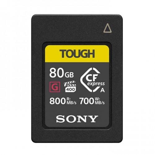 Thẻ nhớ Sony CEA-G80T chuẩn CFexpress Type A - Thẻ nhớ cho máy ảnh dung lượng 80GB