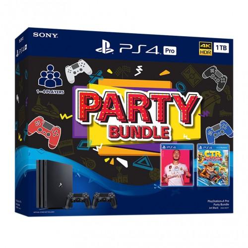 Máy chơi game PlayStation 4 Pro HDD 1TB RAM 8GB - PS4 CUH-7218B PTY