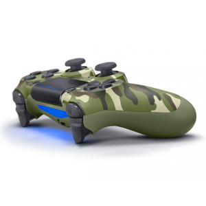 Tay cầm game DualShock 4 Green Camouflage CUH-ZCT2G/16