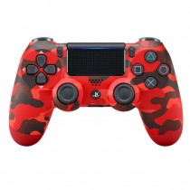 Tay chơi game DualShock 4 Red Camouflage CUH-ZCT2G 30