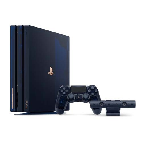 PlayStation 4 Pro CUH-7106B A50 2TB 500 Million Limited Edition (PS4)