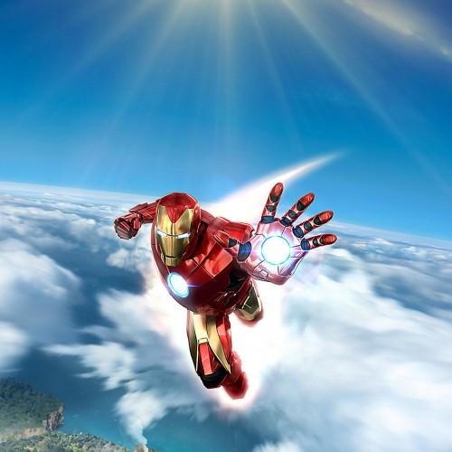 Đĩa Game Iron Man VR PCAS-05111E