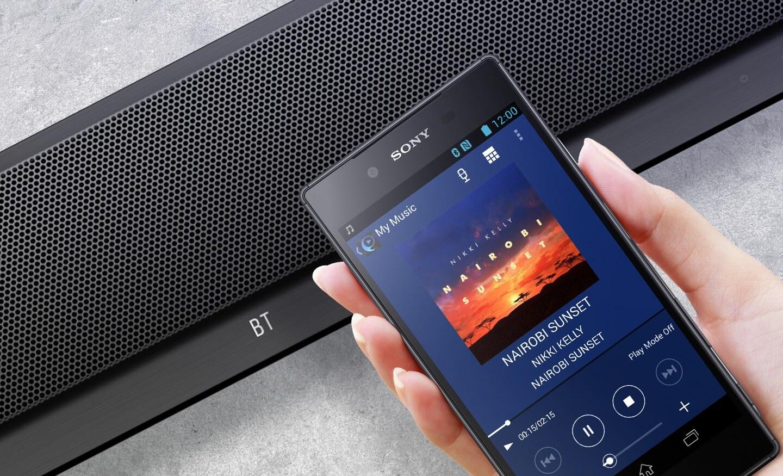 Dàn âm thanh sound bar Sony HT-CT390