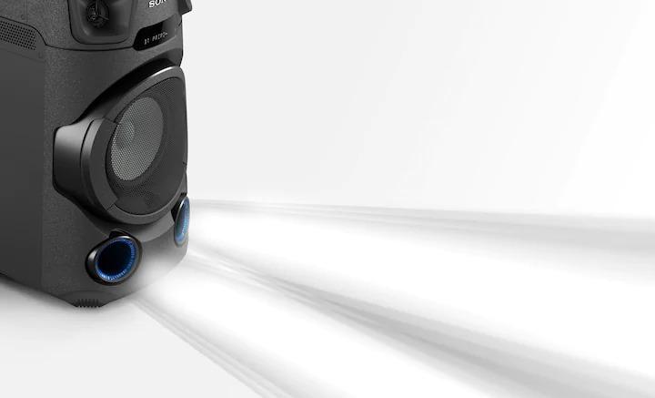 Dàn âm thanh One box Sony MHC-V13