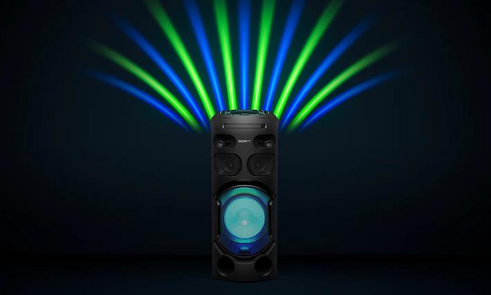 Dàn âm thanh Hifi MHC V41D