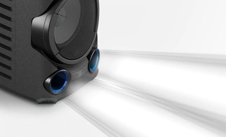 Dàn âm thanh One box Sony MHC-V43D
