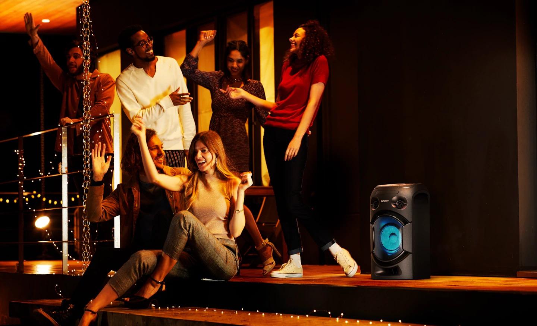 Dàn âm thanh Hifi Sony MHC V21D