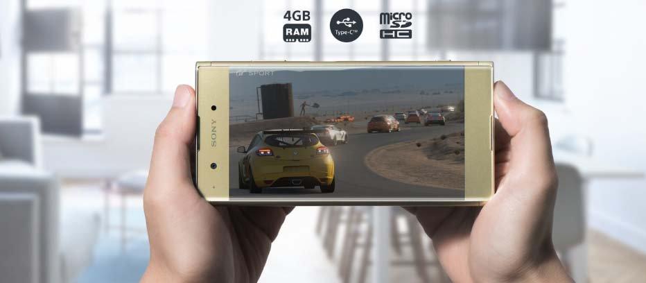 Điện thoại Sony Xperia XA1 Plus G3416VN