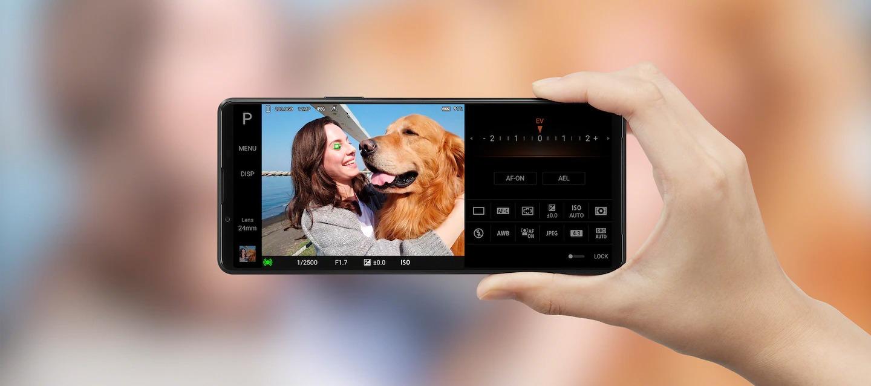 Điện thoại Sony <b>Điện thoại Sony Xperia 1 III</b>