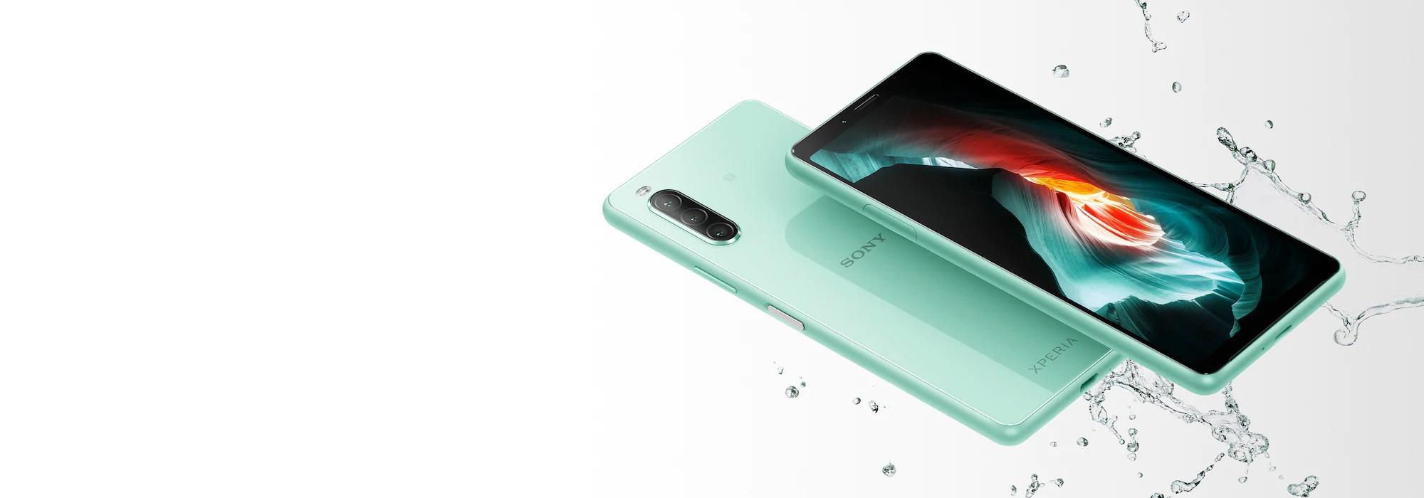 Điện thoại Sony Xperia 10 II - XQ-AU52