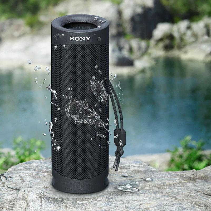Loa di động Sony SRS-XB23 kết nối Bluetooth