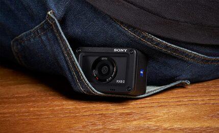 Máy ảnh Sony RX0 II