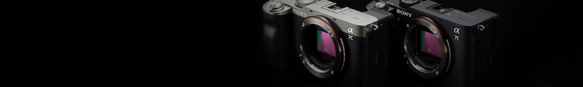 Sony ILCE-7C - Máy ảnh full-frame nhỏ gọn Alpha 7C