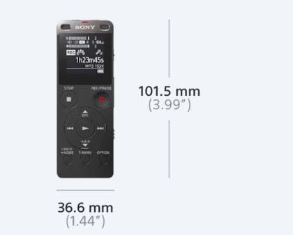 Máy ghi âm Sony ICD UX560