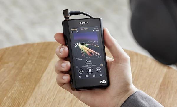Máy nghe nhạc NW WM1A