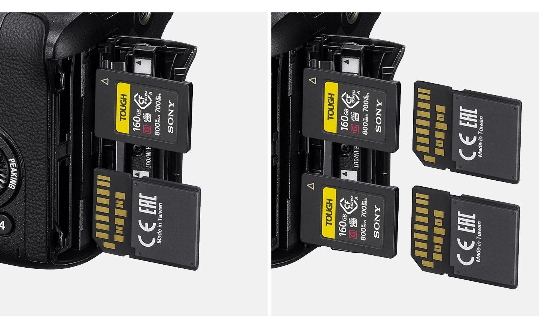 Máy quay phim full-frame Sony ILME-FX3