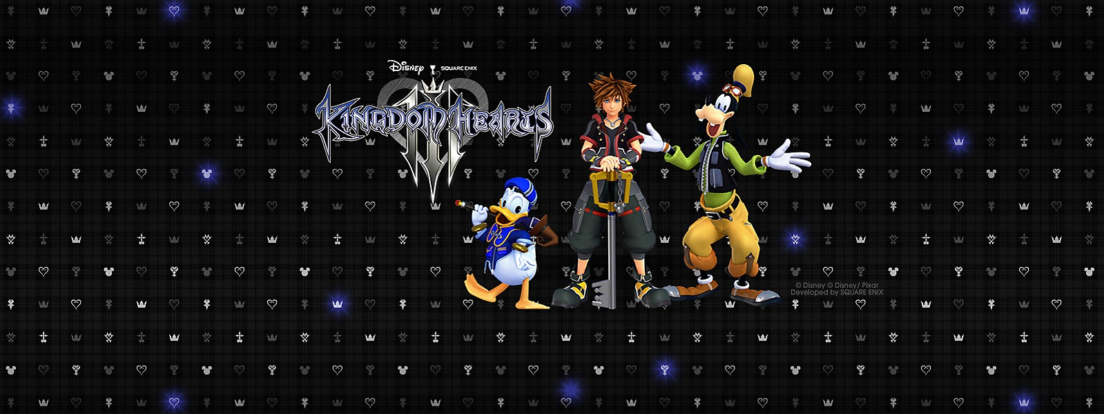 game Kingdom Heart III