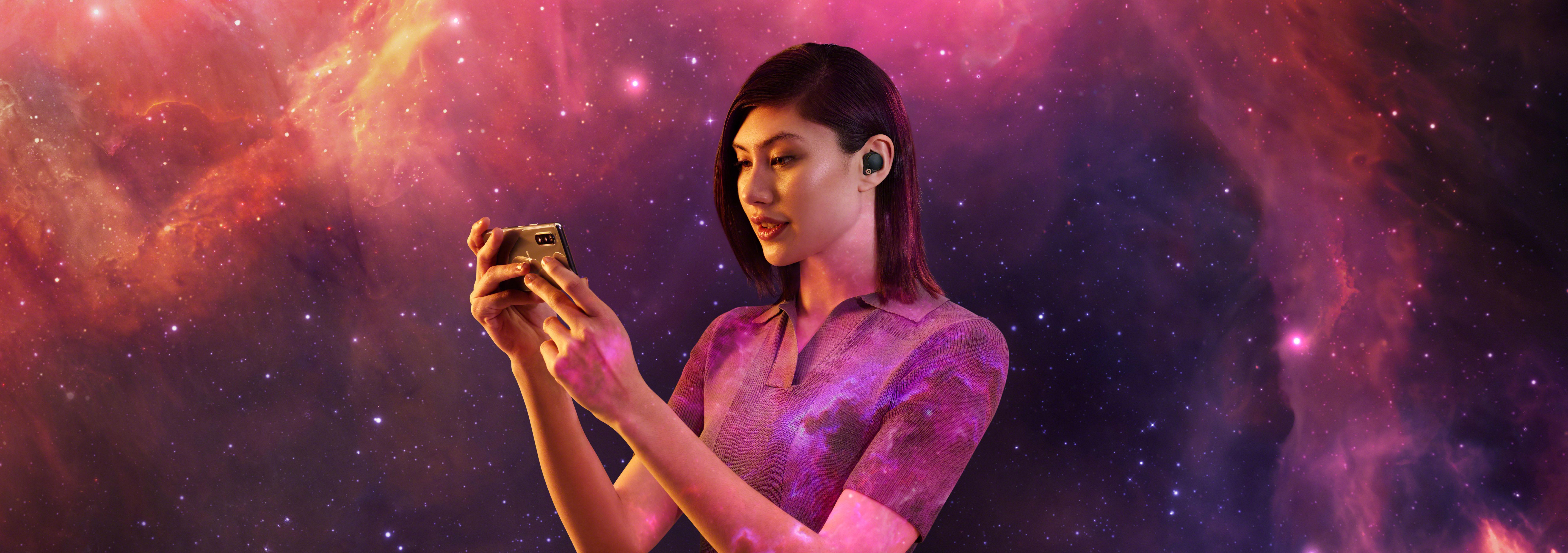 Tai nghe Truly Wireless Sony WF-1000XM4