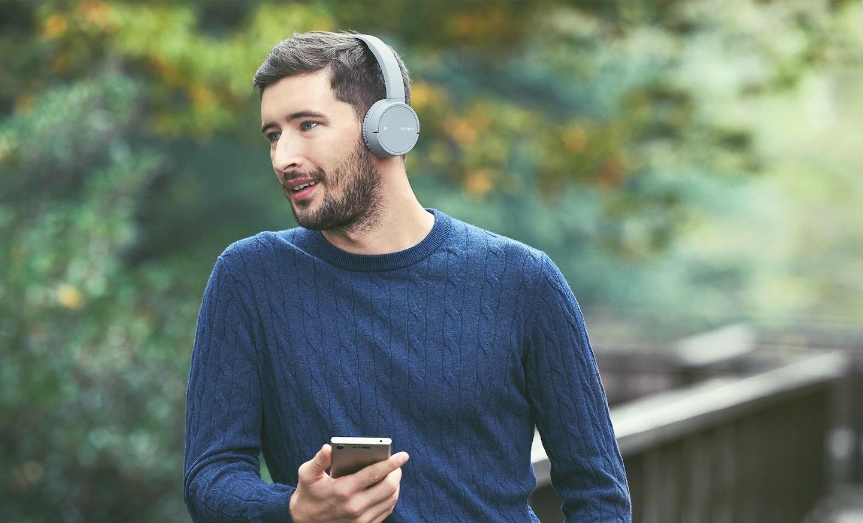 Tai nghe không dây Sony WH CH500