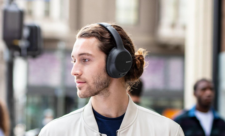 Sony WH-CH710N Tai nghe choàng đầu không dây chống ồn