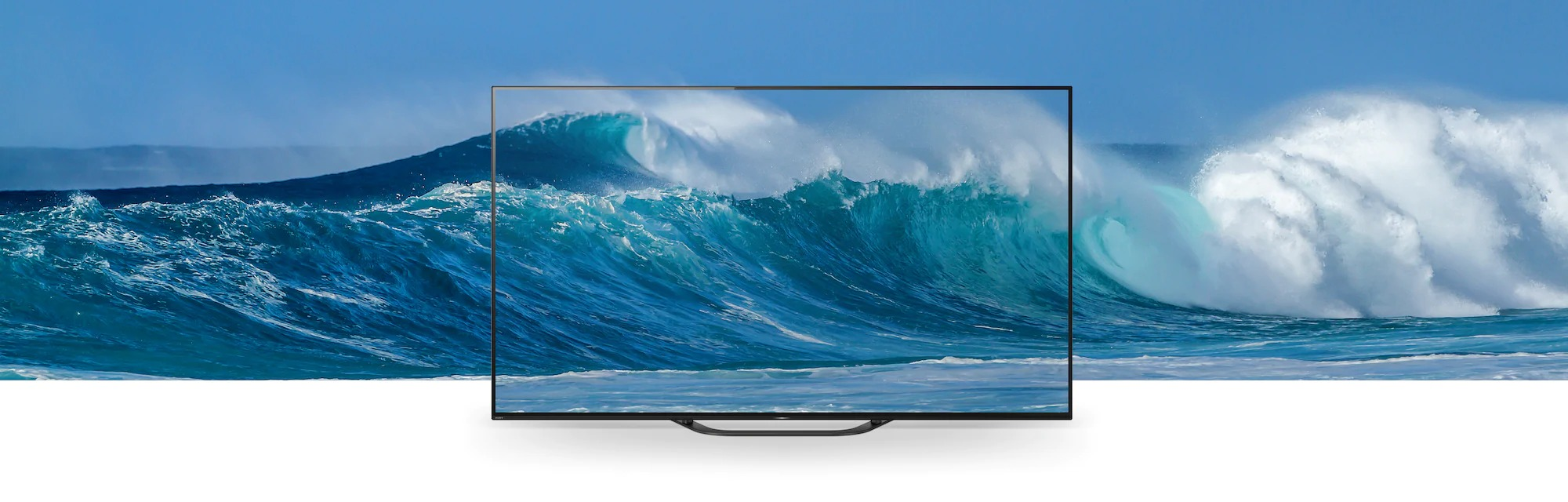 Ti vi Sony KD-55A8G Android TV OLED 4K Ultra HD HDR