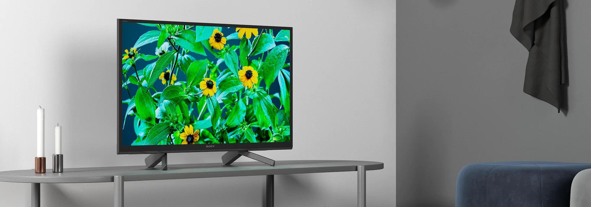 Tivi Sony KDL-32W610G Smart TV với internet - Youtube