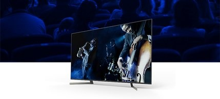 Android TV Bravia Sony KD 55X9500G